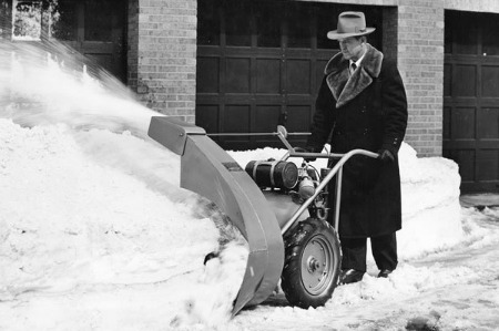 History Of The Snow Blower